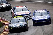 Henry 180, Road America in Elkhart Lake, Wisconsin. Scott Heckert, B.J. McLeod Motorsports, Josh Williams, DGM Racing, Rc Enerson, SS Green Light, Chevrolet