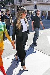 Heidi Klum is seen filming America's Next Top Model in Beverly Hills on February 19, 2019. 19 Feb 2019 Pictured: Heidi Klum. Photo credit: gotpap/Bauergriffin.com / MEGA TheMegaAgency.com +1 888 505 6342