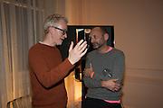 GEMS AND LADDERS London Launch & Artist's Talk, 11 Mansfield Street, London. 24 November 2016