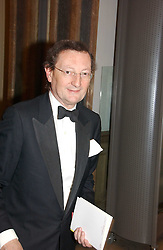 LORD ALDINGTON at The Royal Academy dinner before the official opening of the Summer Exhibition held at the Royal Academy of Art, Burlington House, Piccadilly, London W1 on 6th June 2006.<br /><br />NON EXCLUSIVE - WORLD RIGHTS