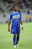 FOOTBALL - FRENCH CHAMPIONSHIP 2011/2012 - L2 - FC NANTES v SC BASTIA - 05/08/2011 - PHOTO PASCAL ALLEE / DPPI - SALIM MOIZINI (BAS)