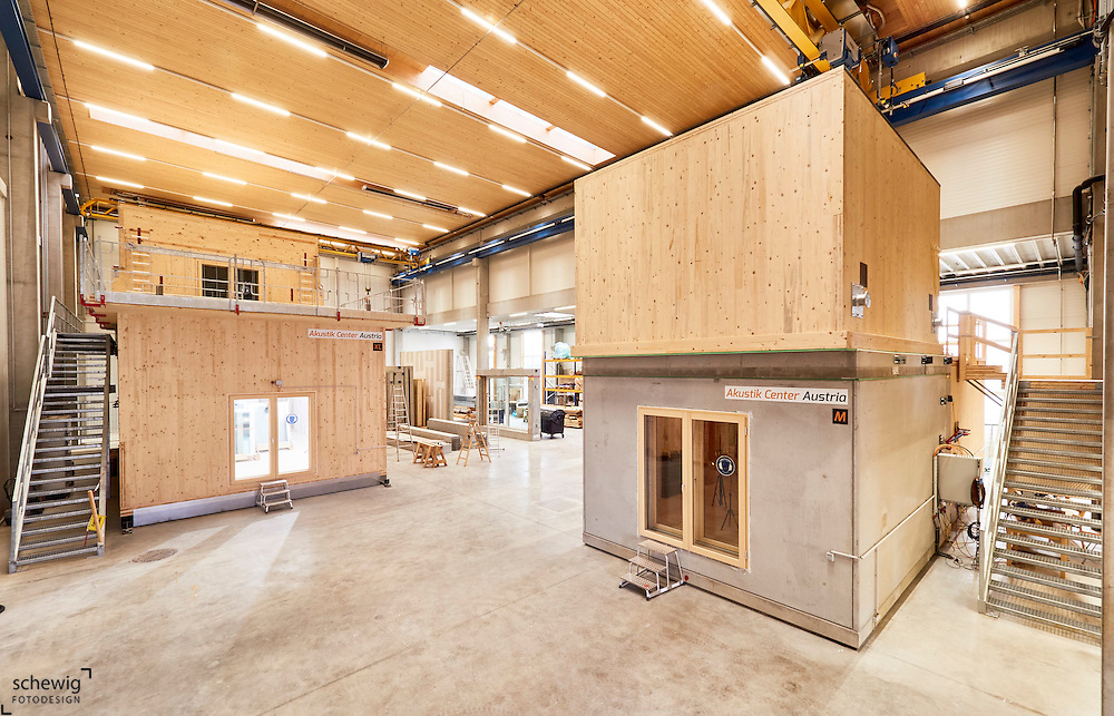 Holzforschung Austria, ACR