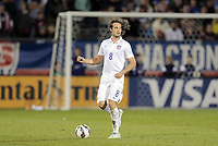 Fotball<br /> USA v Ecuador<br /> 10.10.2014<br /> Foto: imago/Digitalsport<br /> NORWAY ONLY<br /> <br /> United States Mix Diskerud (8). The Men s National Team of the United States and the Men s National Team of Ecuador played to a 1-1 draw in an international friendly at Rentschler Field in East Hartford, CT.<br /> <br /> Mikkel Mix Diskerud