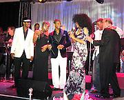 Jamie Foxx, Fantasia, Usher, Diana Ross, Nelly & Clive Davis .**EXCLUSIVE**.Clive Davis Pre Grammy Party.Beverly Hills Hotel.Beverly Hills, CA, USA.Saturday, February, 12, 2005.Photo By Celebrityvibe.com/Photovibe.com, New York, USA, Phone 212 410 5354, email:sales@celebrityvibe.com...
