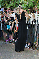 Cara Delevingne, The Serpentine Gallery - summer party, The Serpentine Gallery, London UK, 01 July 2014, Photo by Richard Goldschmidt