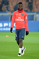 JEAN-KEVIN AUGUSTIN (psg)<br /> FOOTBALL : Paris SG vs Lorient - Ligue 1 - 20/03/2015<br /> Norway only