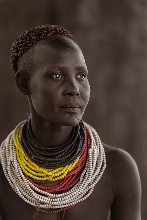 The Omo Valley is in southwest Ethiopia and is home to over 200,000 indigenous people. These images are from seven of these tribes.