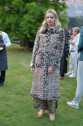 Greta Bellamacina at the Dulwich Picture Gallery's inaugural Summer Party, Dulwich Picture Gallery, College Road, London England. 13 June 2017.