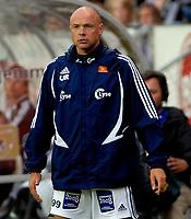 Fotball Tippeligaen 22.07.07, Rosenborg ( RBK ) - Viking<br /> Uwe Rösler med et noe fortvilet uttrykk<br /> Foto: Carl-Erik Eriksson, Digitalsport