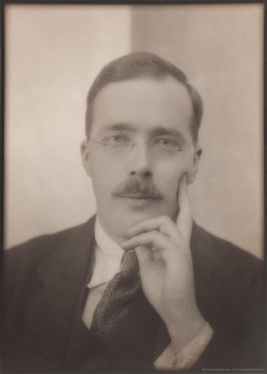 Lesley Poles Hartley, English Novelist, 1925