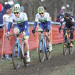 19-01-2020: Wielrennen: Wereldbeker Veldrijden: Nommay <br />Corne van Kessel