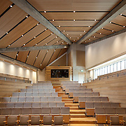 wolfson college. oxford university. bgs architects. education.