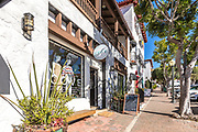 Cove Clothing Store on Del Mar Street in San Clemente