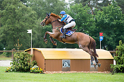 Donckers Karin, (BEL), Lamicell Unique   <br /> Cross country - CIC3* Luhmuhlen 2016<br /> © Hippo Foto - Jon Stroud<br /> 18/06/16