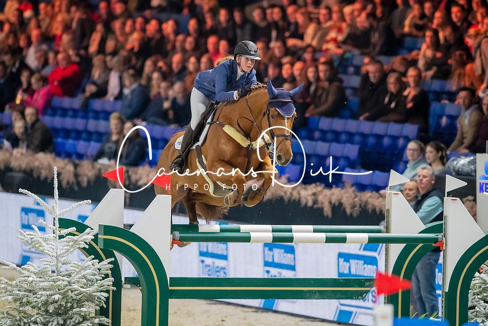 Van De Poel Vicky, BEL, La Costa<br /> Jumping Mechelen 2019<br /> © Hippo Foto - Dirk Caremans<br />  26/12/2019