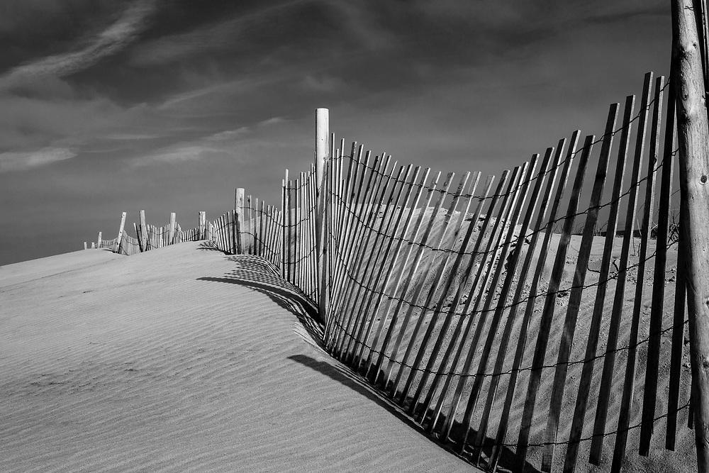 Sand Fence #1, Folly Beach, Charleston, SC