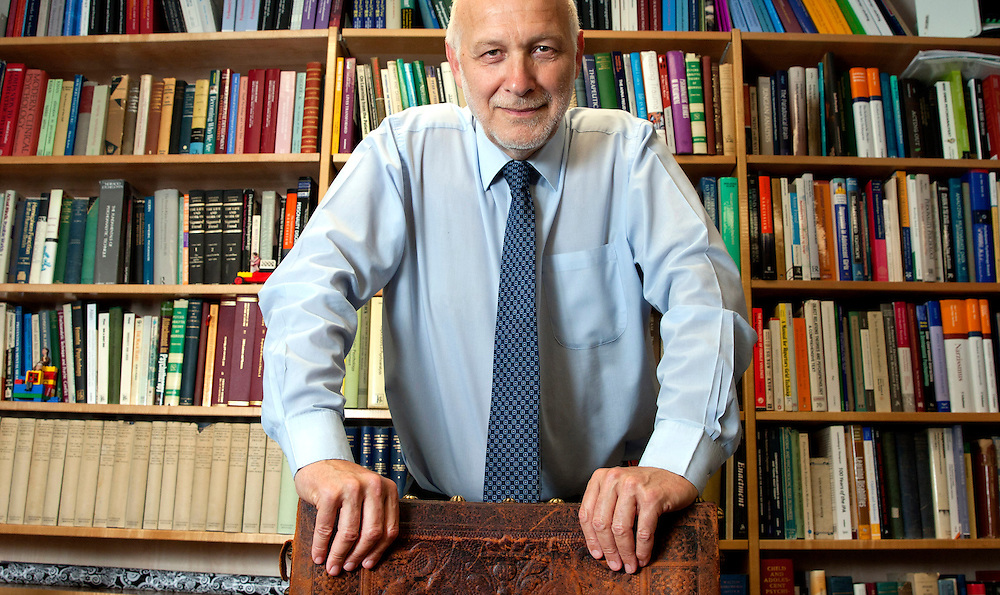 Peter Fonagy OBE (born 1952) is a Hungarian-born British psychoanalyst and clinical psychologist. He is head of the department of Clinical, Educational and Health Psychology at University College London.