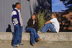 Mike Taylor & Lynsie In Jnco Jeans