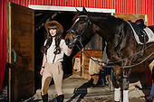 Horse Riding Photo Shoot