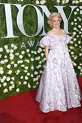 June 11, 2017 - New York, NY, USA - June 11, 2017  New York City..Christine Ebersole attending the 71st Annual Tony Awards arrivals on June 11, 2017 in New York City. (Credit Image: © Kristin Callahan/Ace Pictures via ZUMA Press)