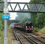 Mayflower LNER Thompson Class B1 61306 Steam Locomotive