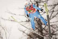 Davide Bresadola (ITA) during the Ski Flying Hill Men's Team Competition at Day 3 of FIS Ski Jumping World Cup Final 2017, on March 25, 2017 in Planica, Slovenia. Photo by Ziga Zupan / Sportida