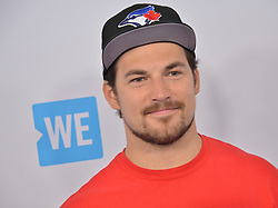 Giacomo Gianniotti arrives at We Day California 2017 held at The Forum in Inglewood, CA on Thursday, April 27, 2017. (Photo By Sthanlee B. Mirador) *** Please Use Credit from Credit Field ***
