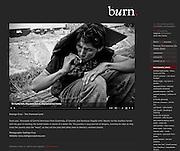 """""""The Promised Land"""", Burn Magazine. Photographs by Rodrigo Cruz."""