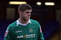 Fraser Forster. Stockport County FC 1-2 Colchester United FC. Coca-Cola League 1. 18.8.08