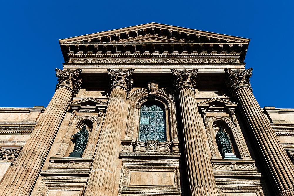 Cathedral Basilica of SS. Peter and Paul, Philadelphia, Pennsylvania, USA