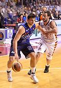 DESCRIZIONE : Venezia campionato serie A 2013/14 Reyer Venezia EA7 Olimpia Milano <br /> GIOCATORE : Alessandro Gentile<br /> CATEGORIA : palleggio<br /> SQUADRA : EA7 Olimpia MIlano<br /> EVENTO : Campionato serie A 2013/14<br /> GARA : Reyer Venezia EA7 Olimpia<br /> DATA : 28/11/2013<br /> SPORT : Pallacanestro <br /> AUTORE : Agenzia Ciamillo-Castoria/A.Scaroni<br /> Galleria : Lega Basket A 2013-2014  <br /> Fotonotizia : Venezia campionato serie A 2013/14 Reyer Venezia EA7 Olimpia  <br /> Predefinita :