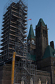 Parliament Hill Construction