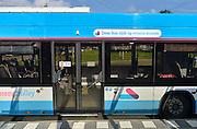 Nederland, Arnhem, 15-10-2014Trolleybus in nieuwbouwwijk van Arnhem.Het Gemeentelijk Vervoerbedrijf (GVB) in Amsterdam overweegt vanaf 2017 ook te gaan rijden met de trolleybus. Algemeen directeur Alexandra van Huffelen van het GVB vindt de trolleybus 'helemaal geen gek idee' en overweegt een aantal exemplaren aan te schaffen als over 3 jaar een deel van de Amsterdamse vloot aan vervanging toe isOpenbaar vervoer, milieuvriendelijk vervoer, groene stroomFoto: Flip Franssen/Hollandse Hoogte