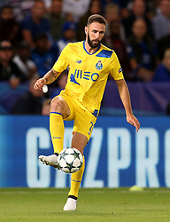 Miguel Layun of FC Porto  - Mandatory by-line: Matt McNulty/JMP - 27/09/2016 - FOOTBALL - King Power Stadium - Leicester, England - Leicester City v FC Porto - UEFA Champions League