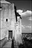 Royal Fortress of Chinon, France 2014