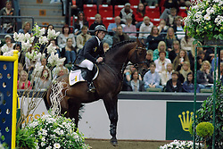 Ehning Marcus (GER) - Sandro Boy<br /> World Cup Final - Göteborg 2008<br /> Photo© Hippo Foto