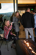 Julie Averitt Pihl at ¡Salud! The Oregon Pinot Noir Auction 2018, Willamette Valley, Oregon