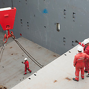 Corporate photography on shipping industry in Norway