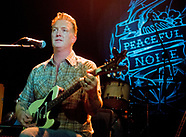 Josh Homme at a Peaceful Noise