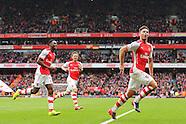 Arsenal v Liverpool 040415