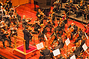 Jahja Ling Conductor, Copley Symphony Hall, San Diego, California (SD)