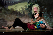 """The Chelsea Funnery's performance of """"A Midsummer Night's Dream"""" in Chelsea, Vt., on July 27, 2018. (Photo by Geoff Hansen)"""