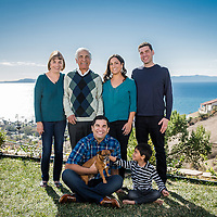 Shabrami and Lucas Family Portraits Santa Barbara