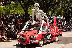 Art Car Parade 2017