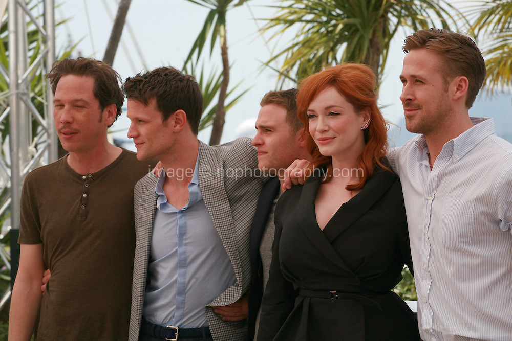 at the photo call for the film Lost River at the 67th Cannes Film Festival, Tuesday 20th May 2014, Cannes, France.