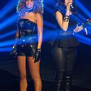 NLD/Hilversum/20131220 - Finale The Voice of Holland 2013, Sharon Doorson en Gerrie Dantuma