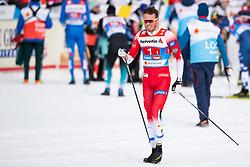 February 24, 2019 - Seefeld In Tirol, AUSTRIA - 190224 Emil Iversen of Norway in men's team sprint final during the FIS Nordic World Ski Championships on February 24, 2019 in Seefeld in Tirol..Photo: Vegard Wivestad Grøtt / BILDBYRÃ…N / kod VG / 170296 (Credit Image: © Vegard Wivestad GrØTt/Bildbyran via ZUMA Press)