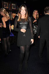 WILLA KESWICK at the Tatler Little Black Book Party held at Tramp, 40 Jermyn Street, London on 3rd November 2010.