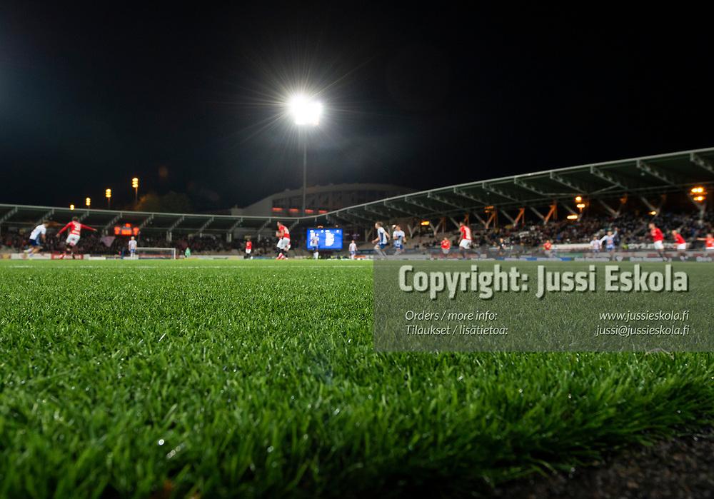 HJK - HIFK. Veikkausliiga. Bolt Arena. 22.9.2021. Photo: Jussi Eskola