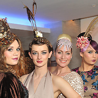 Pictured at the Christmas in Killarney Fashion Show in the Aghadoe Heights Hotel on Thursday night were <br /> Picture by Don MacMonagle<br /> <br /> PR Photo from CIK